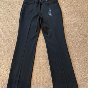 Express Womens Editor Low Rise Barely Boot Pant 6S
